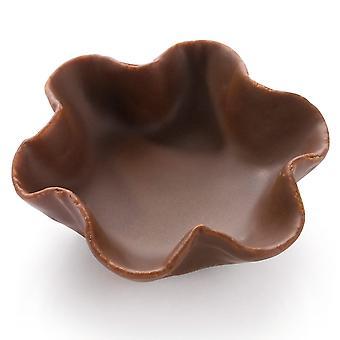 Pidy Mini Cioccolato rivestito Wafer Tulips 6cm