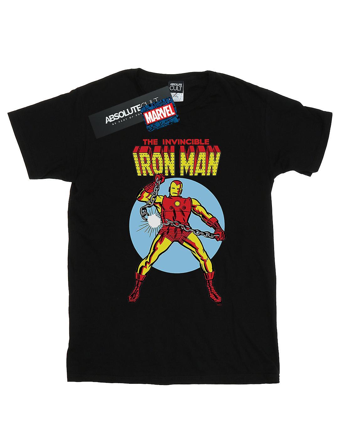 Marvel Girls The Invincible Iron Man T-Shirt