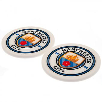 Манчестер Сити ФК Coaster набор (комплект из 2)
