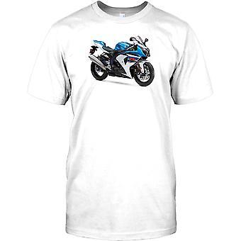 Suzuki GSXR 1000-1 litra Superbike Miesten T-paita