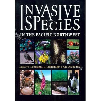 Invasieve soorten in de Pacific Northwest