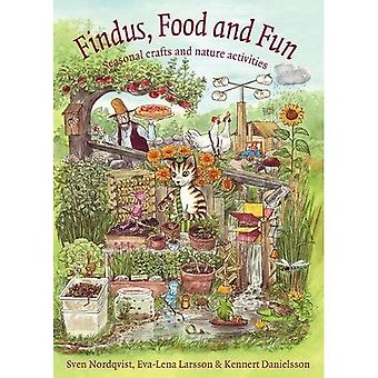 Findus Food and Fun: Seasonal Crafts and Nature Activites (Findus & Pettson)