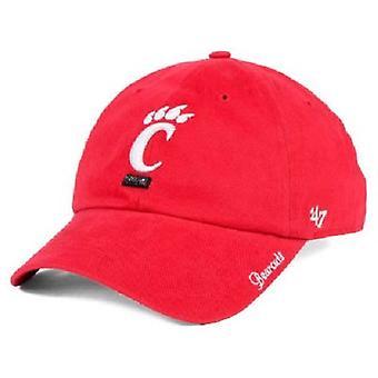 Cincinnati Bearcats NCAA 47 marki połysk na regulacją Hat