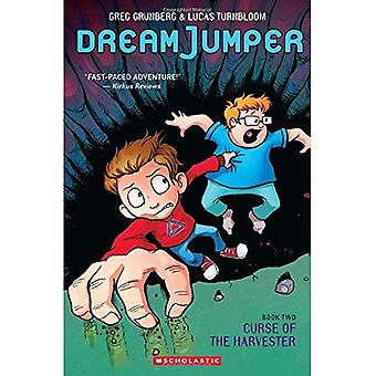 Curse of the Harvester (Dream Jumper, Book 2) (Dream Jumper)