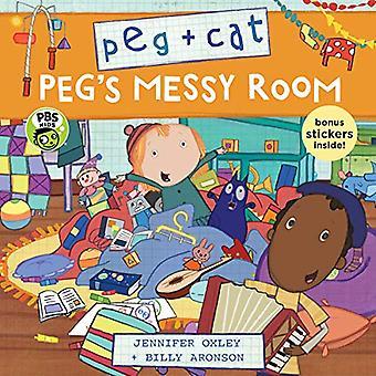 Peg + Cat: Salle de désordre de Peg
