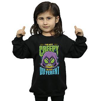 DC Comics Girls Teen Titans Go Creepy Raven Sweatshirt