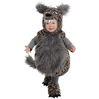 Wolf Toddler Costume