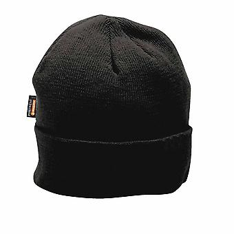 Portwest - Knit Cap Insulatex forrado negro Regular