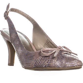 Karen Scott Womens Glenna tissu Pointed Toe Pumps de SlingBack Classic