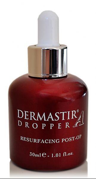 Dermastir Dropper Resurfacing Post-op
