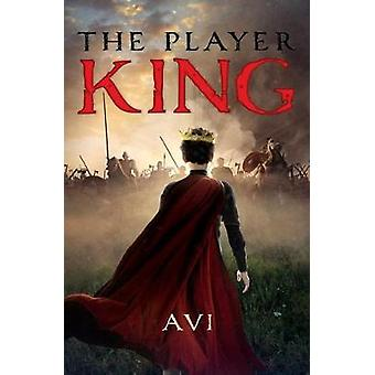The Player King by Avi - 9781432841904 Book