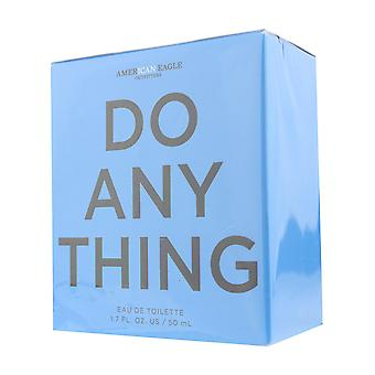 American Eagle Do Anything Eau de Toilette 1.7Oz/50ml New In Box