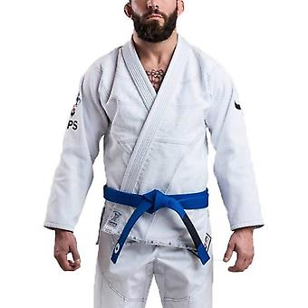 Gr1ps atletica Limited Edition Arte Suave BJJ Gi bianco