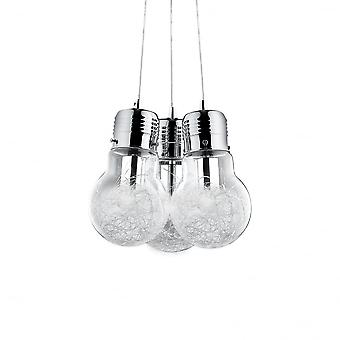 Ideal Lux Luce Max Triple Pendant