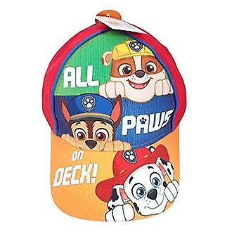 Baseball Cap - Paw Patrol - Team on Deck Red Kids Boys 386204