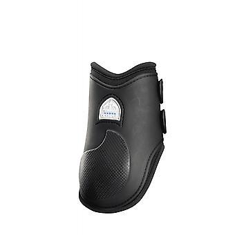 Veredus Olympus Double Density Rear Fetlock Boots - Black