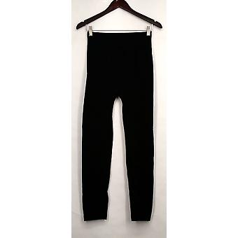 Kate & Mallory legging slanke been pull op elastische taille zwart A428086