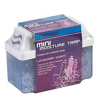 New Kontrol Mini Lavender Moisture Trap White