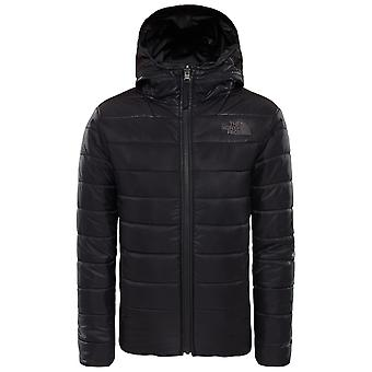The North Face Black Boys Reversible Perrito Jacket