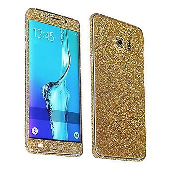 Skin 360 Body Sticker for Samsung J5 Gold