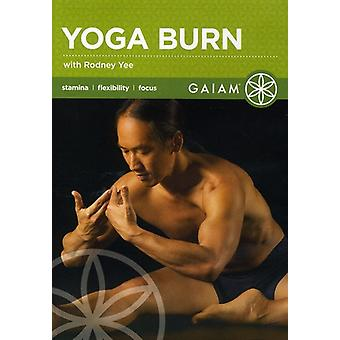 Yoga Burn [DVD] USA import
