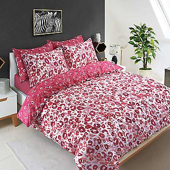 Pieridae Animal Print Duvet Cover Quilt Cover Bedding Set