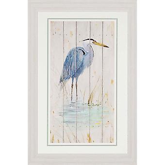 Blue heron coastal style by paragon