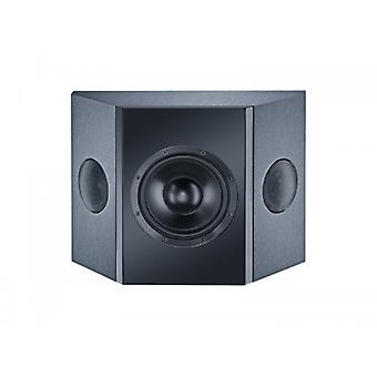Tycoon cinema ultra RD 200-THX, speaker, * black *, 1 pair new