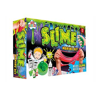 Kids Create Slime Making Kit Mixing Machine 8+