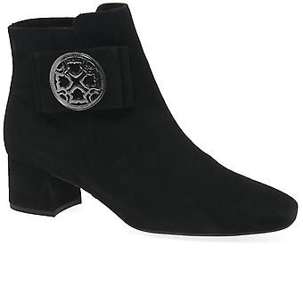 Peter Kaiser Talika Womens Suede Ankle Boots