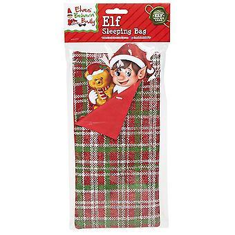 Accessoire de sac de couchage d'elfe à motifs de magasin de Noel