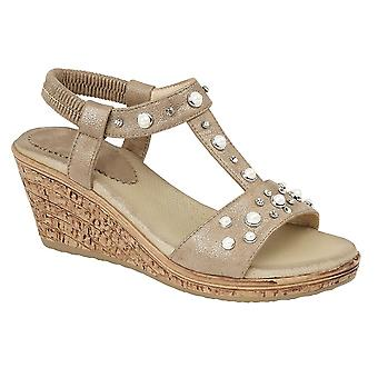 Cipriata Womens/Ladies Fortuna Sandals