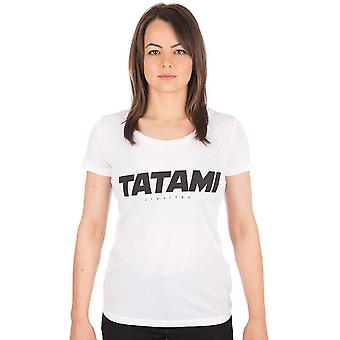 Tatami Fightwear Women's Essential T-Shirt - White