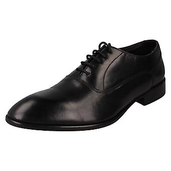 Mens base Londen Lace up formele schoenen Holmes