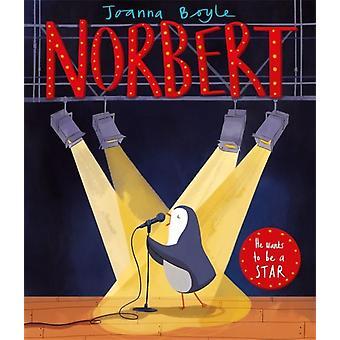 Norbert by Joanna Boyle