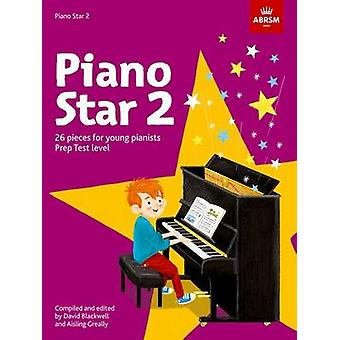 Piano Star Book 2 by David Blackwell
