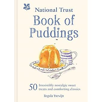 National Trust Book of Puddings by Regula Ysewijn