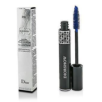 Christian Dior Diorshow Volume edificável extensão efeito cílio - # 258 Pro azul - 10ml/0,33 oz