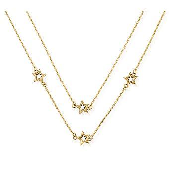 ChloBo Gold Soul Glow Necklace