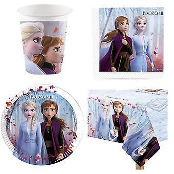 Disney Frozen 2 | Frost 2 Kalas Theme Standard