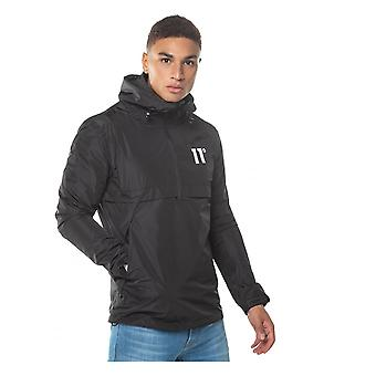 11 Degrees 11d Waterproof Hurricane Jacket Black