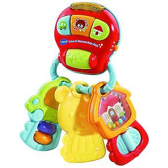 VTech 505103 Drive și Descoperiți Baby Keys