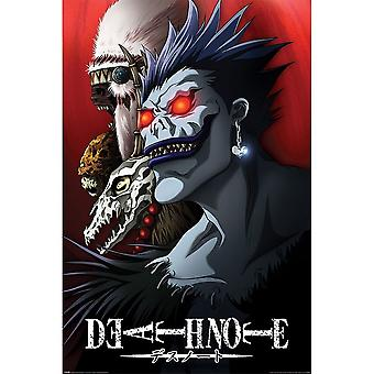 Death Note, Maxi Poster - Shinigami