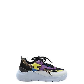 D.a.t.e. Ezbc177020 Women's Multicolor Fabric Sneakers