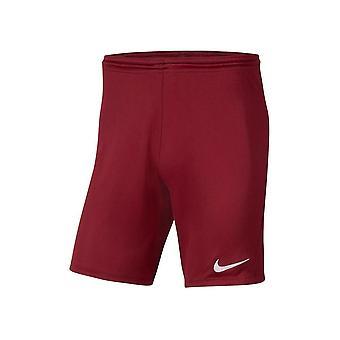 Nike Dry Park III BV6855677 futbal po celý rok muži nohavice