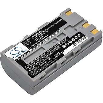 Batteri til Casio FJ50L1-G HA-G20BAT HBM-CAS3000L DT-X30 DT-X30G IT-9000 IT9000e