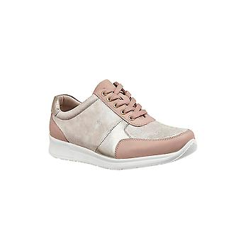 Lotus Florence Trainer in Pink