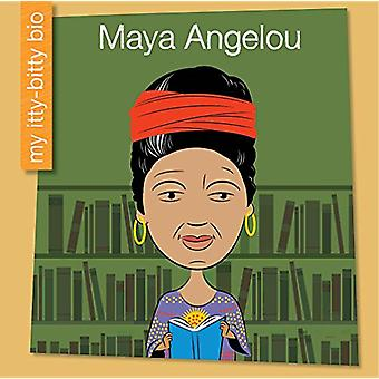 Maya Angelou by Emma E Haldy - 9781634721530 Book