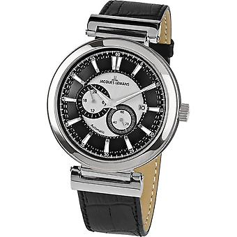 Jacques Lemans - Wristwatch - Men - Verona Automatic - Automatic - 1-1730A