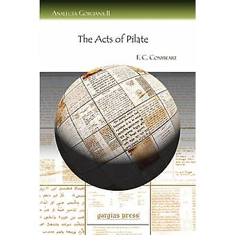 The Acts of Pilate by Conybeare & F. C. C.